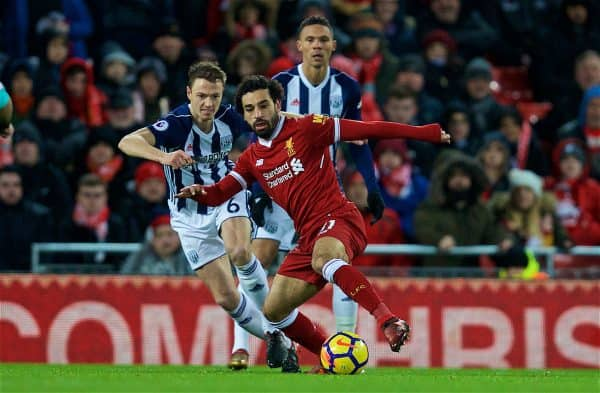 VIDEO: Liverpool 0-0 West Brom: Bất lực
